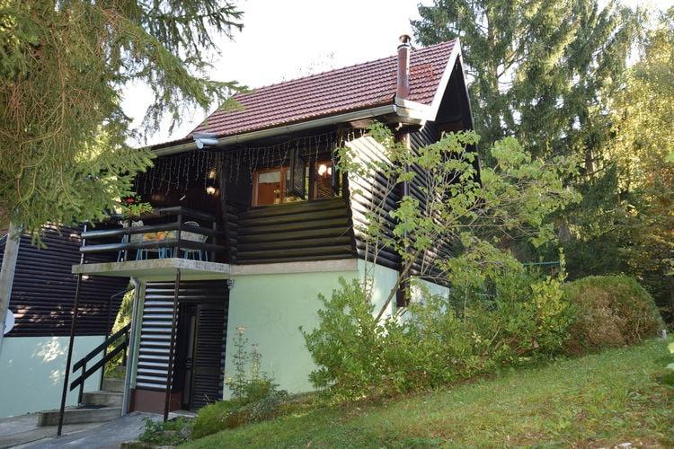 Vakantiehuizen Kvarner te huur Vrbovsko- HR-00001-12   met wifi te huur