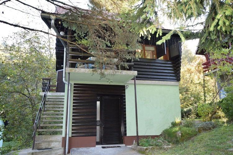vakantiehuis Kroatië, Kvarner, Vrbovsko vakantiehuis HR-00001-12