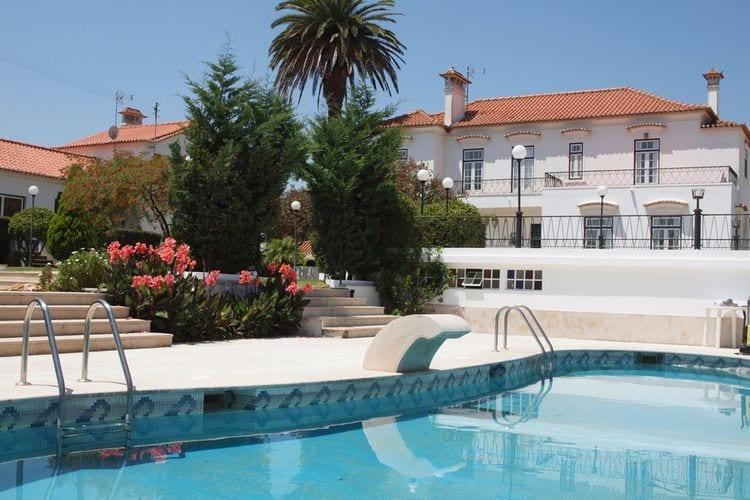 Portugal | Lisboa | Villa te huur in Alenquer met zwembad  met wifi 13 personen
