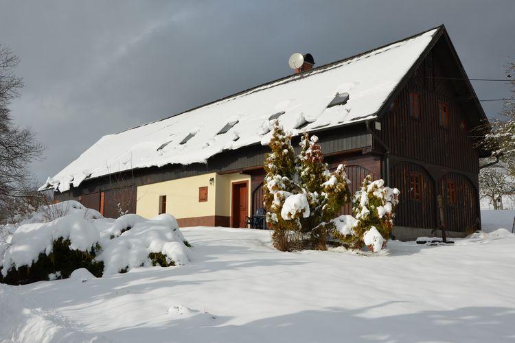 vakantiehuis Tsjechië, Reuzengebergte - Jzergebergte, Světlá pod Ještědem vakantiehuis CZ-46343-05