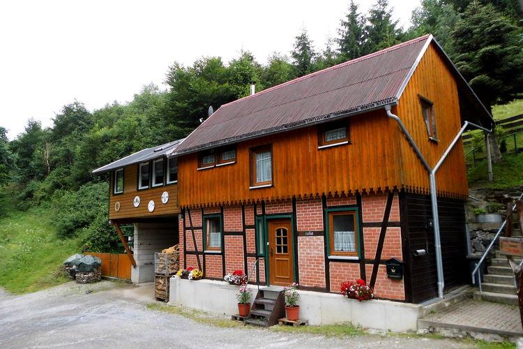 vakantiehuis Duitsland, Berlijn, Rübeland ot Neuwerk vakantiehuis DE-38889-72