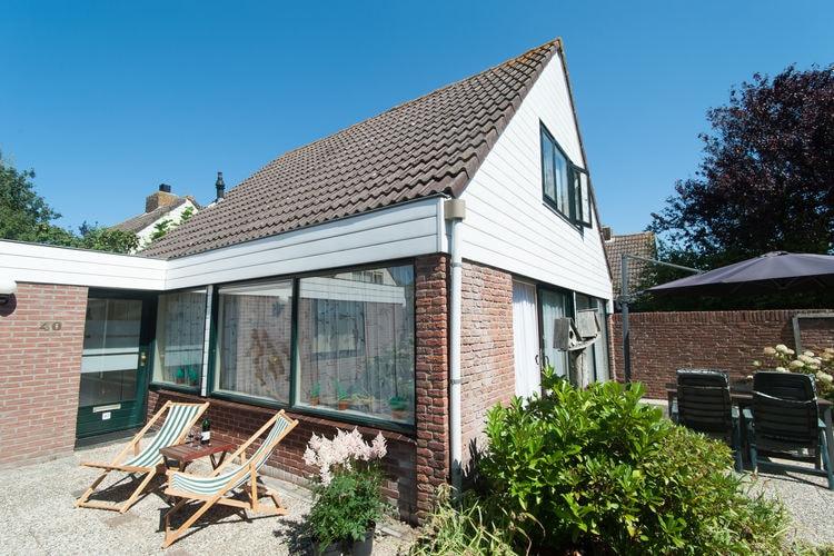 Vakantiehuizen Nederland | Zuid-Holland | Vakantiehuis te huur in Noordwijkerhout   met wifi 5 personen