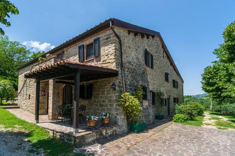 Woning Italie | Umbrie | Vakantiehuis te huur in Gubbio met zwembad  met wifi 2 personen