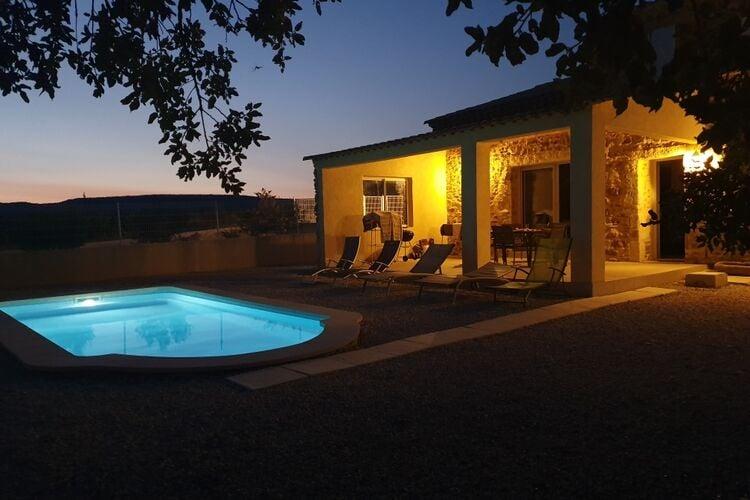 Ferienhaus Luxuriöse Villa in Saint-Laurent-de-Carnols (1939232), Bagnols sur Cèze, Gard Binnenland, Languedoc-Roussillon, Frankreich, Bild 40