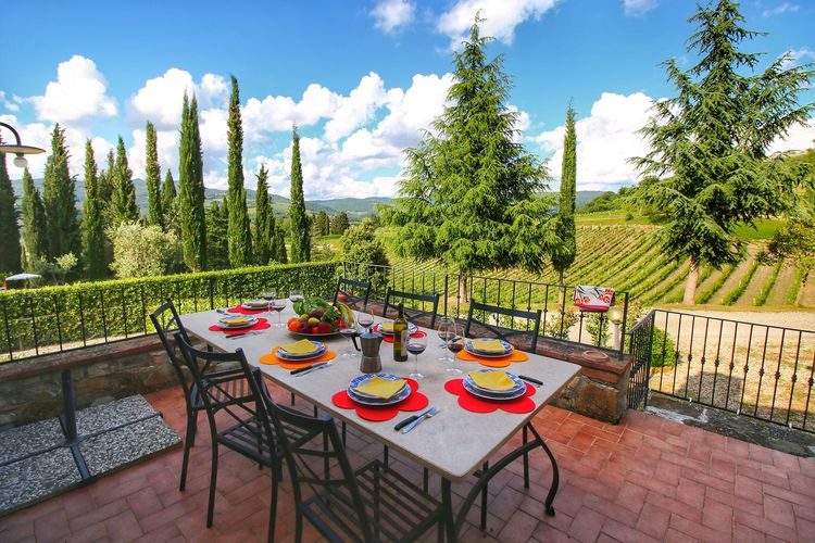 Boerderij Italië, Toscana, Radda in Chianti Boerderij IT-53017-21