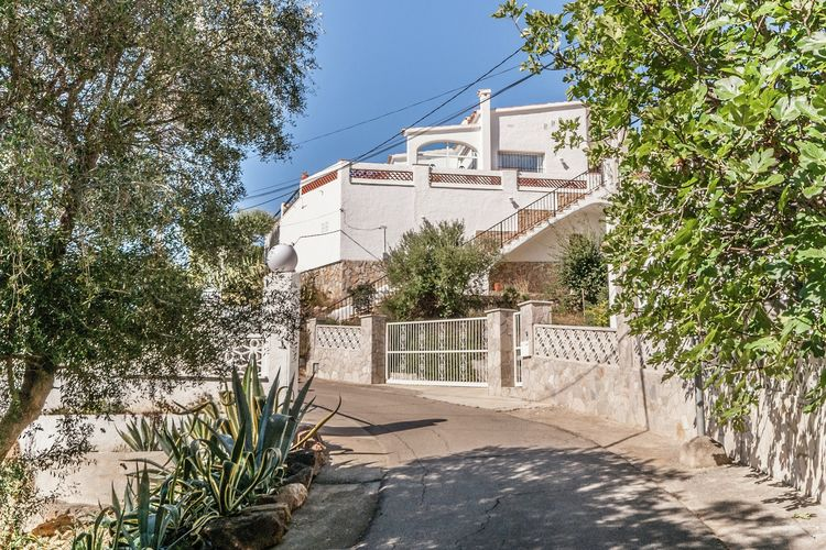 Vrijstaand huis met privé-zwembad voor 7 personen in Roses - Costa Brava