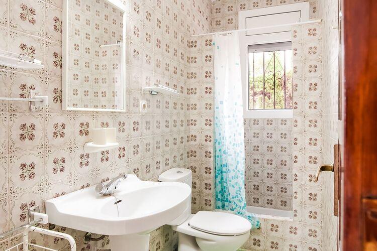 Ferienhaus Modernes Ferienhaus mit Swimmingpool in Roses (2063470), El Mas Fumats, Costa Brava, Katalonien, Spanien, Bild 32