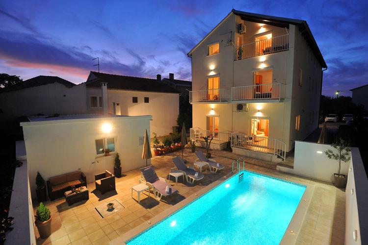 Appartement Kroatië, Dalmatie, Zadar Appartement HR-23000-27
