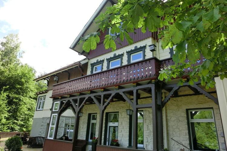 Vakantiehuis    Bad-HarzburgHistorisches Waldhaus