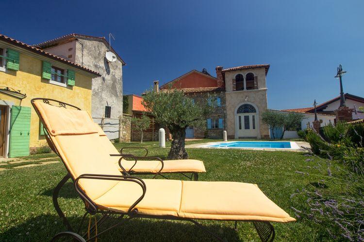 Villa Slovenië, West Kust, Marezige (koper) Villa SI-00000-28