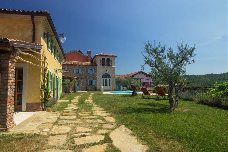 Villa Slovenië, West Kust, Marezige (koper) Villa SI-00000-29