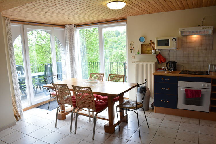 Appartement België, Luxemburg, Bouillon Appartement BE-6830-63