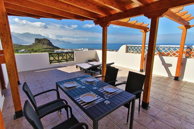 grca Appartementen te huur Leuk appartement met dakterras en prachtig uitzicht, vlakbij zee en Agaete
