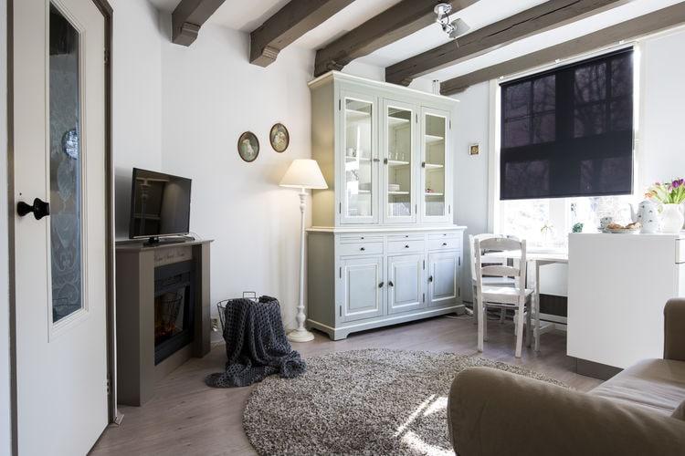 Vakantiehuizen Nederland | Zeeland | Vakantiehuis te huur in Middelburg   met wifi 2 personen