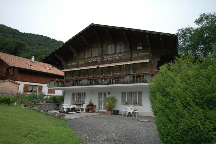 Vakantiehuis, Bern, Wilderswil Vakantiehuis CH-3812-01