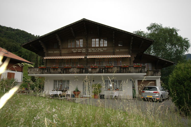 Vakantiehuis zwitserland, Bern, Wilderswil Vakantiehuis CH-3812-01
