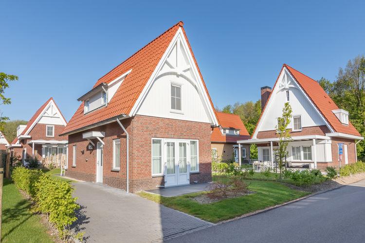 Villa  met wifi  Koudekerke  Noordzee Résidence Dishoek 3