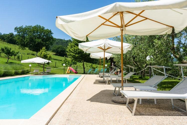 vakantiehuis Italië, Umbrie, Gubbio vakantiehuis IT-06024-32