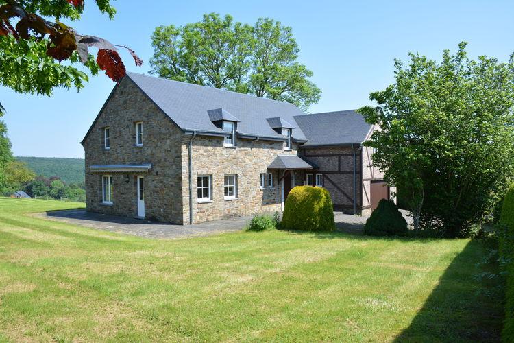Villa België, Luxemburg, Daverdisse Villa BE-6929-45