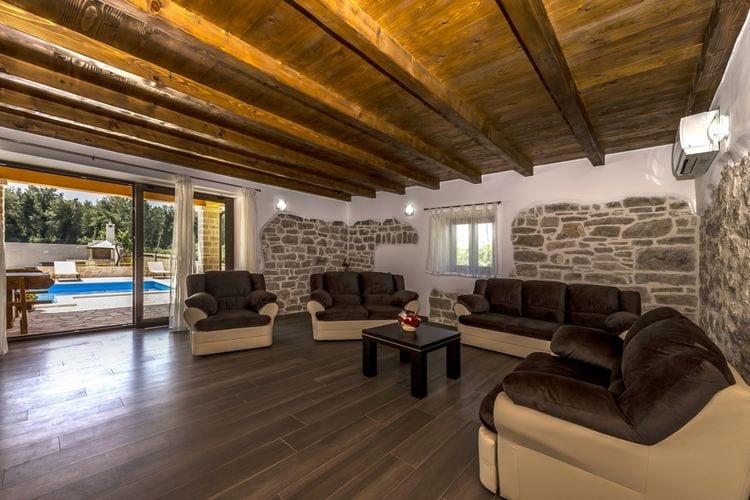 Villa Kroatië, Istrie, Kloštar Villa HR-52450-14