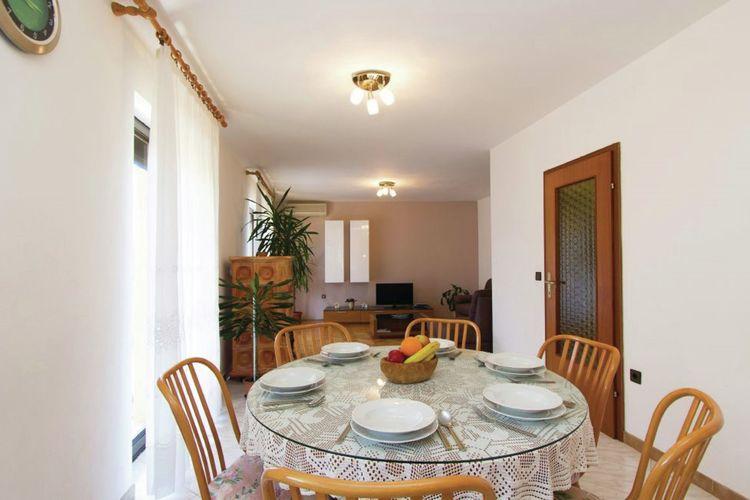 Appartement Kroatië, Istrie, Fažana Appartement HR-52212-57