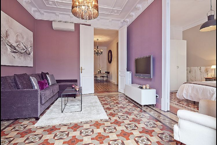 location appartement Barcelona Luxueux appartement