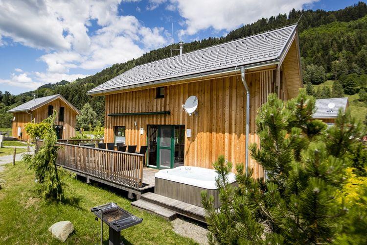 Chalet Oostenrijk, Steiermark, Murau Chalet AT-8850-20