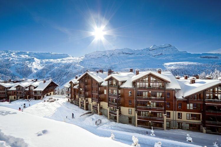 Vakantiehuizen Frankrijk | Rhone-alpes | Appartement te huur in Flaine   met wifi 4 personen