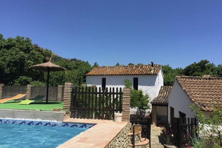 Vakantiewoning Spanje, Andalucia, Jimena de la Frontera vakantiewoning ES-11330-03