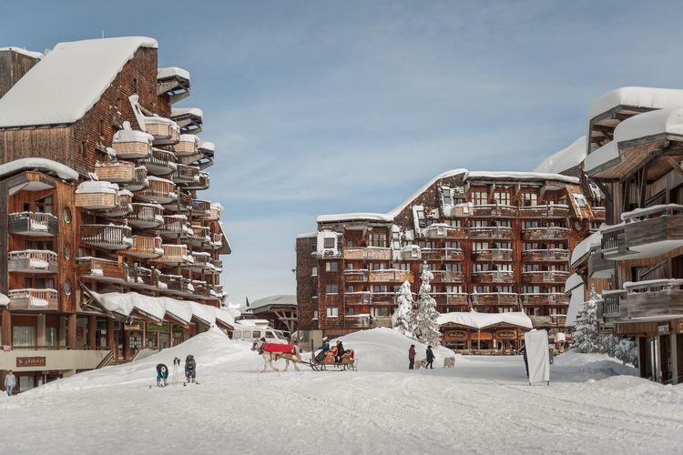 Vakantiehuizen Frankrijk | Rhone-alpes | Vakantiehuis te huur in Avoriaz   met wifi 6 personen