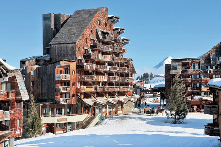 Pierre & Vacances Saskia Falaise - Accommodation - Avoriaz