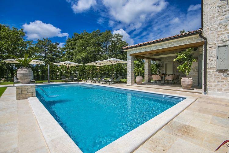 Villa Kroatië, Istrie, Ladići  (kanfanar) Villa HR-52352-28