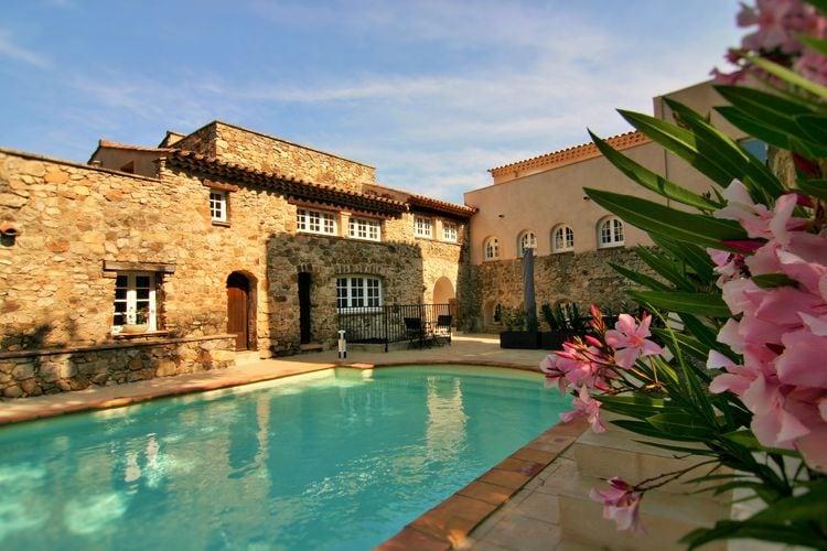 vakantiehuis Frankrijk, Provence-alpes cote d azur, Plan de la Tour vakantiehuis FR-83120-110