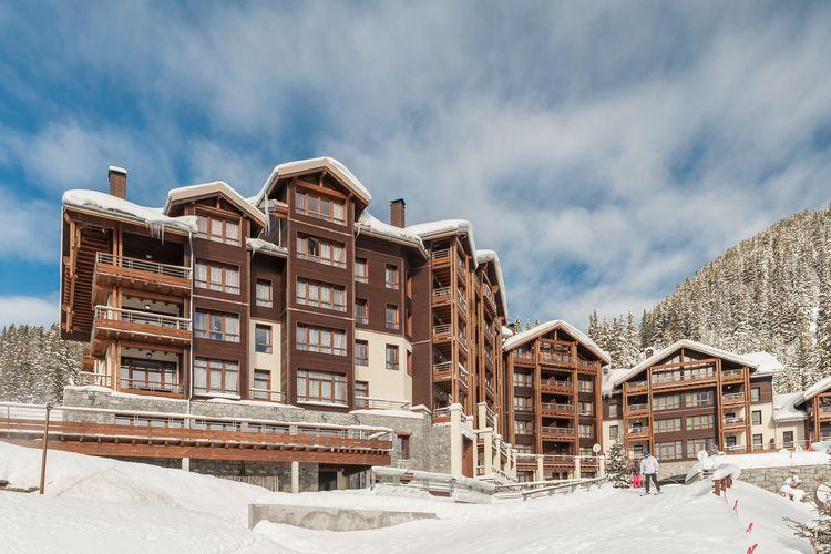 Vakantiehuizen Frankrijk | Rhone-alpes | Appartement te huur in Flaine   met wifi 6 personen