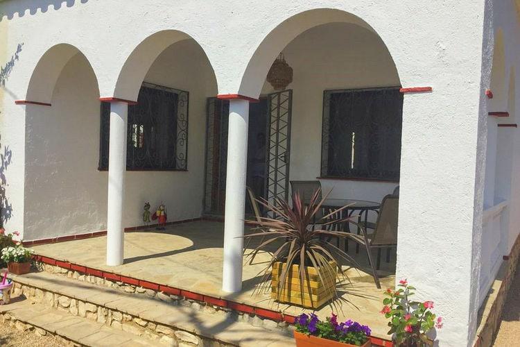 Costa Dorada Vakantiewoningen te huur Huis met privé tuin in Miami Playa voor 5 personen