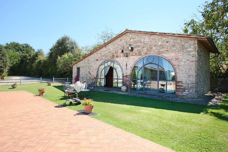 Todi Vakantiewoningen te huur Vrijstaand vakantiehuis voor 4 personen met prachtig uitzicht op landgoed