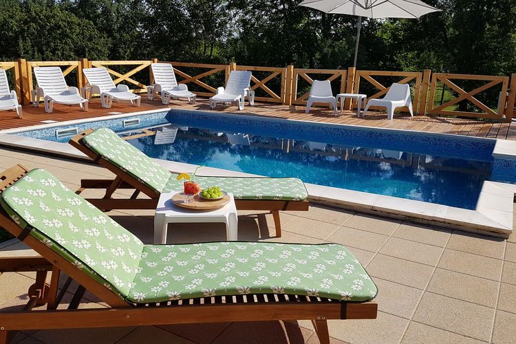 vakantiehuis Kroatië, Kvarner, Ogulin vakantiehuis HR-00001-20
