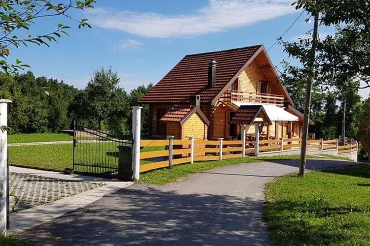 Vakantiehuizen Kvarner te huur Ogulin- HR-00001-20 met zwembad  met wifi te huur