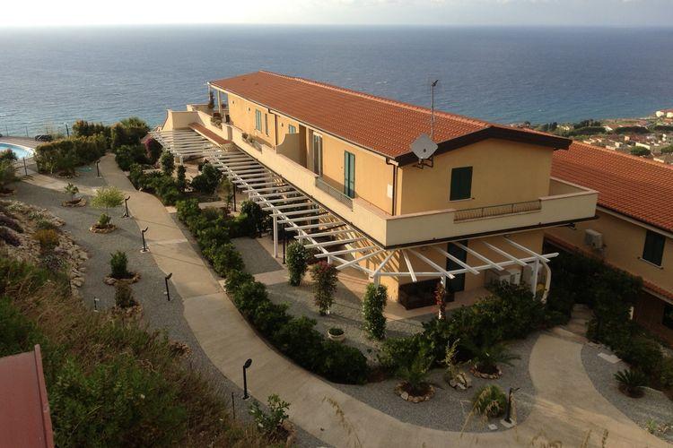 Appartement Italië, Basilicata, Parghelia Appartement IT-00013-19