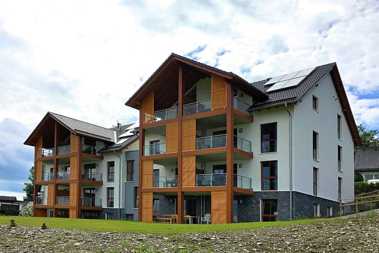 Appartement  met wifi  Winterberg  Modern en uniek appartement bij Winterberg in het mooie Sauerland