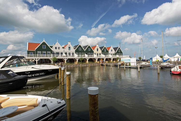 Vakantiehuizen Nederland | Noord-Holland | Appartement te huur in Uitdam met zwembad  met wifi 8 personen