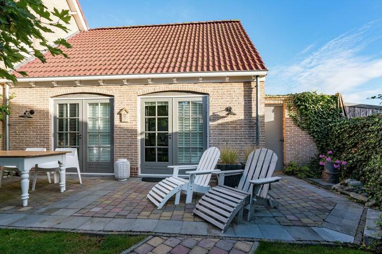 Vakantiehuizen Nederland | Zeeland | Vakantiehuis te huur in Ovezande   met wifi 2 personen