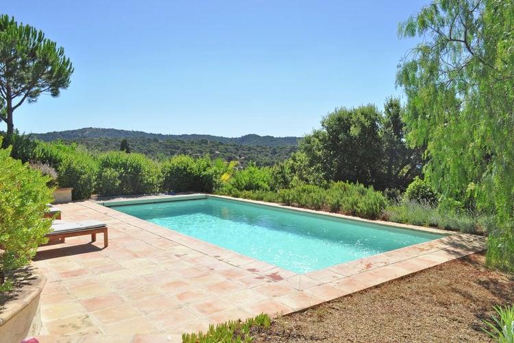 Villa Frankrijk, Provence-alpes cote d azur, La Croix Valmer Villa FR-00004-13