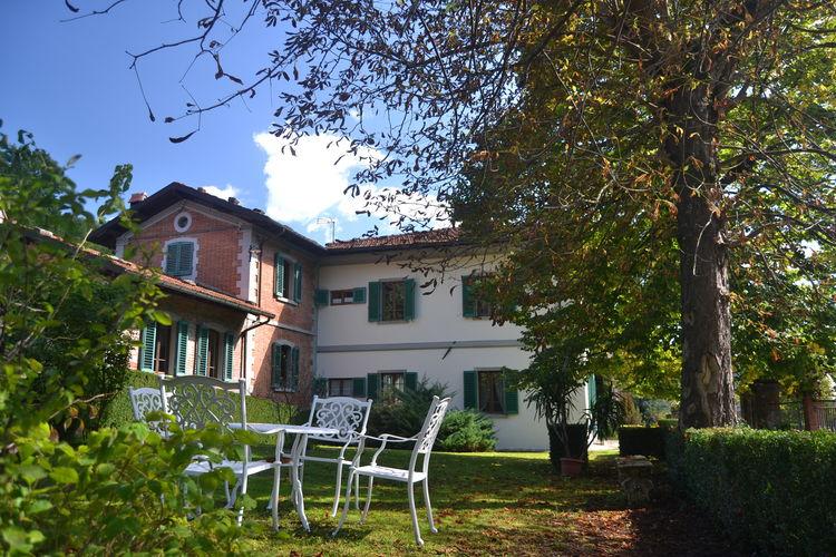 Toscana Vakantiewoningen te huur Gezellig huis in de Apennijnen op een paar minuten van het centrum