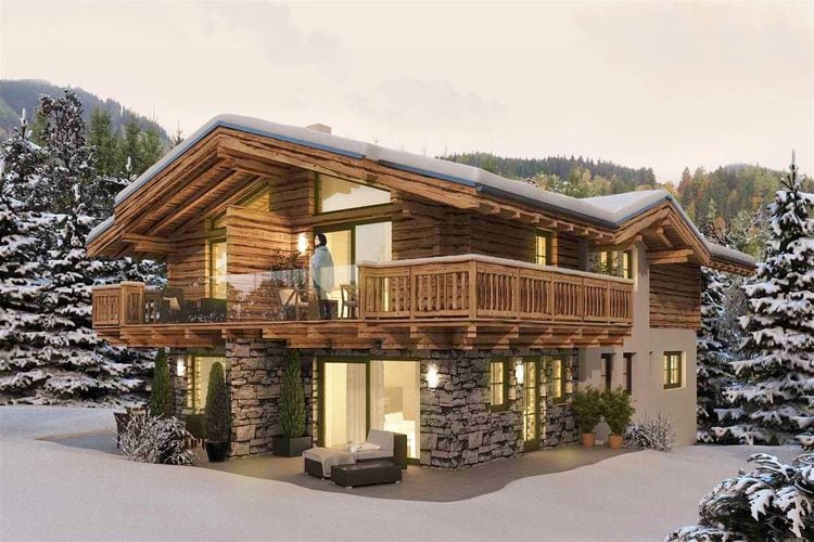 Chalet Wimbach S - Leogang