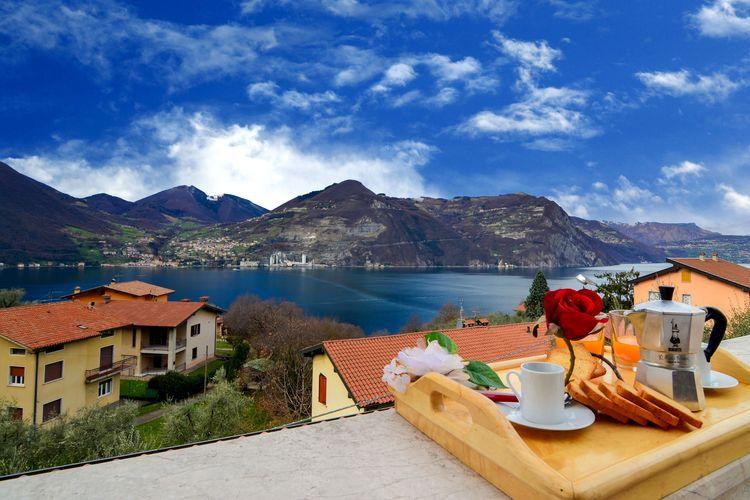 Appartement  met wifi  Monte Isola  Andromeda