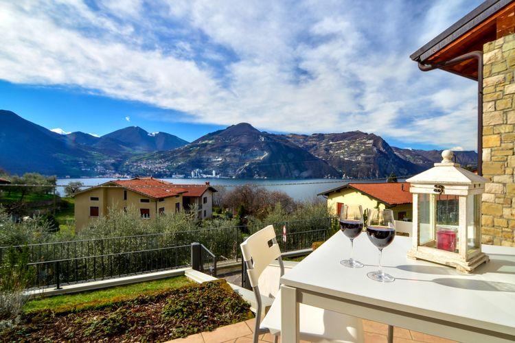 Appartement  met wifi  Monte Isola  Sirio