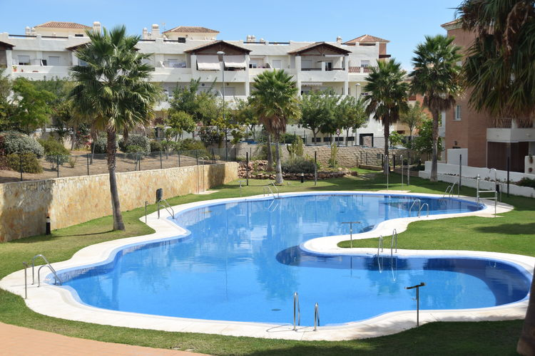Appartement Spanje, Costa del Sol, Benalmádena Appartement ES-00003-55