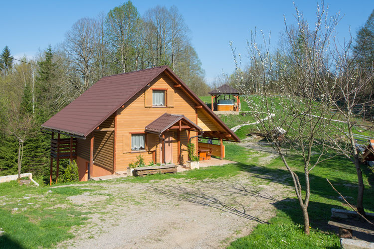 vakantiehuis Kroatië, Kvarner, Brod Moravice vakantiehuis HR-00001-25