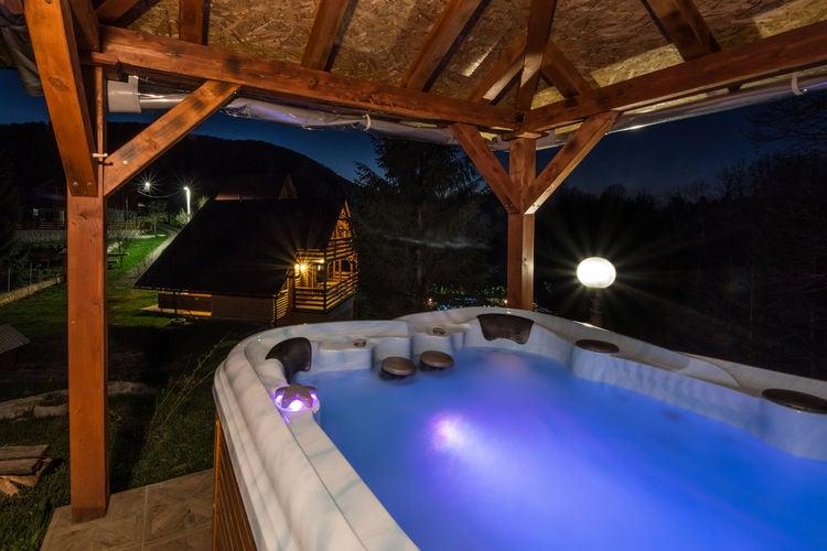 Vakantiehuizen Kvarner te huur Brod-Moravice- HR-00001-25 met zwembad  met wifi te huur